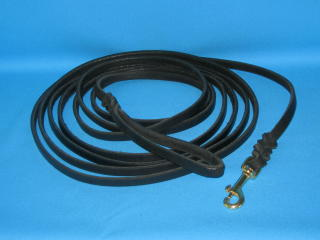 "3/8"" Leather Tracking Line 15 ft."