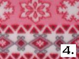 Pink + Gay Snowflakes