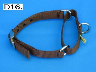 nylon martingale collar