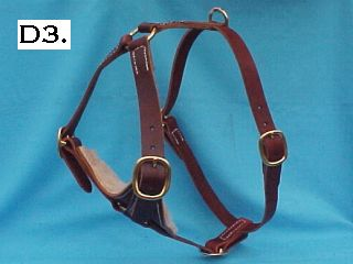 agitation harness