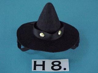 Dog Witch Hat