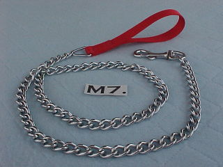 heavy weight 3.5mm chain lead