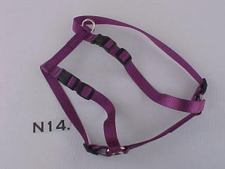 "5/8"" Wide Small Dog Harness"