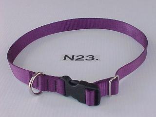 ajustable dog collars