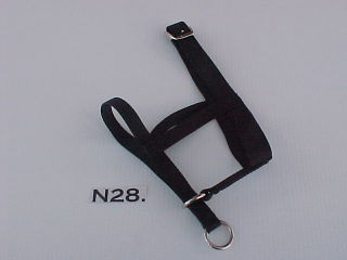 dog halters / dog head collar