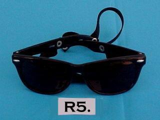 Black Nomad Dog Sunglasses
